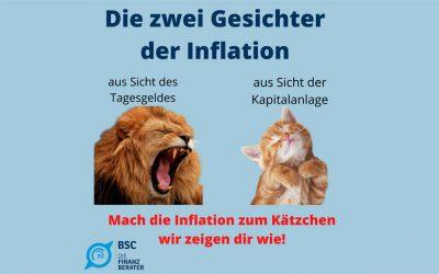 Bedroht die Inflation mein Geld?